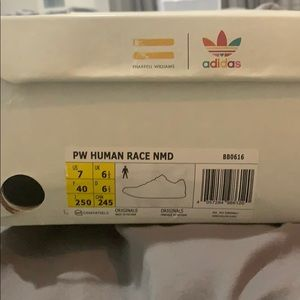 adidas Shoes - PW Human Race NMD